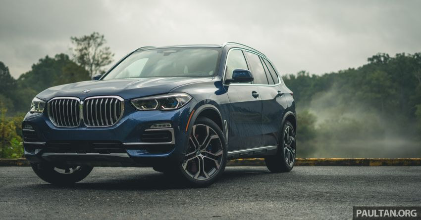 DRIVEN: G05 BMW X5 in Atlanta – X-ceed expectations Image #966568