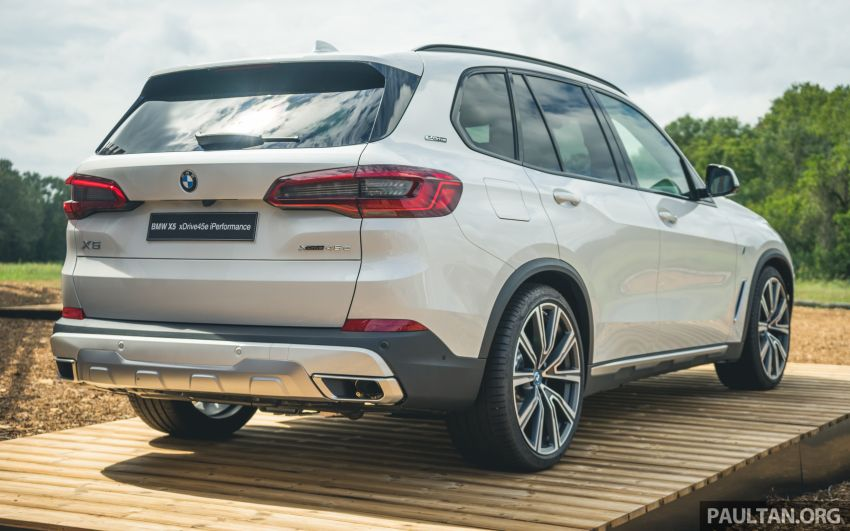 DRIVEN: G05 BMW X5 in Atlanta – X-ceed expectations Image #966572