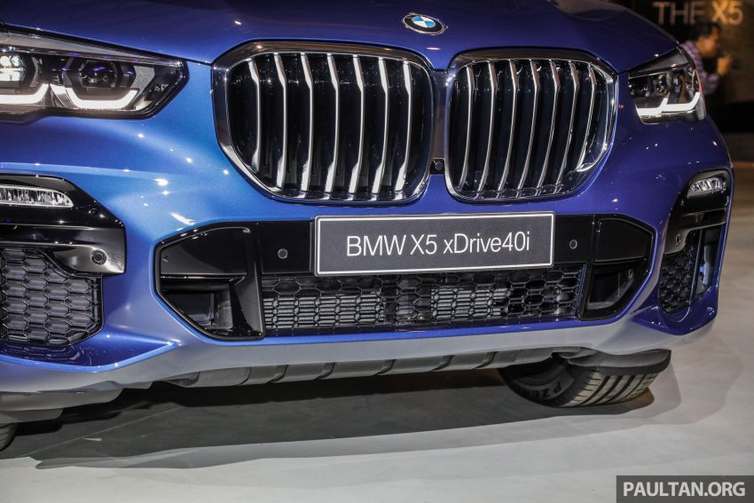 G05 BMW X5 previewed in Malaysia: xDrive40i M Sport CBU coming in August, priced at RM640,000 estimated Image #965651