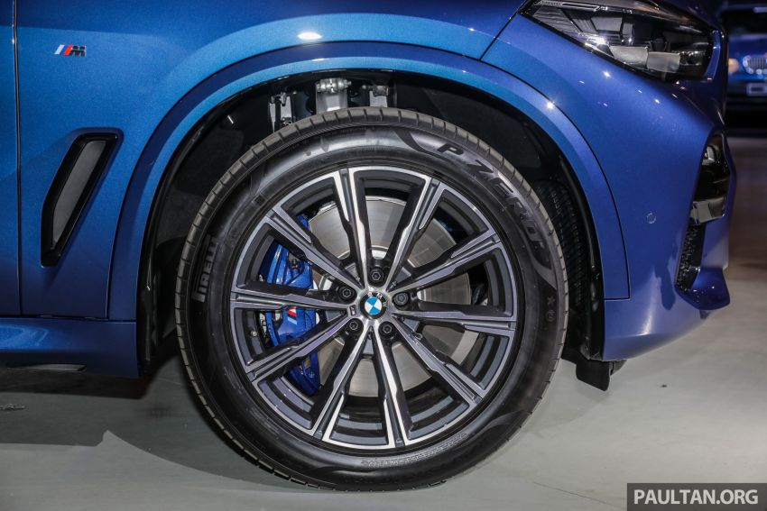 G05 BMW X5 previewed in Malaysia: xDrive40i M Sport CBU coming in August, priced at RM640,000 estimated Image #965657