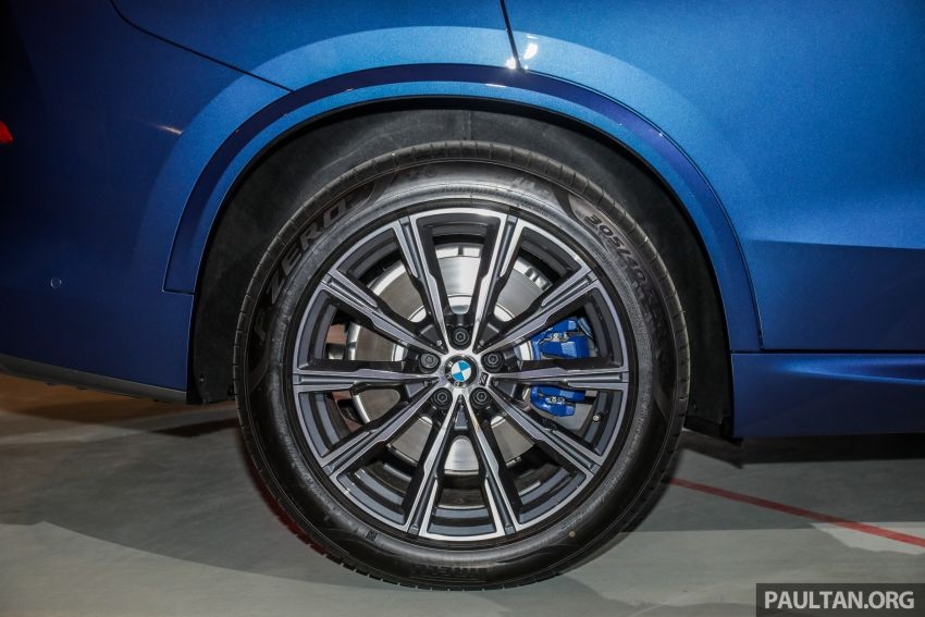 G05 BMW X5 previewed in Malaysia: xDrive40i M Sport CBU coming in August, priced at RM640,000 estimated Image #965663