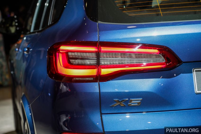 G05 BMW X5 previewed in Malaysia: xDrive40i M Sport CBU coming in August, priced at RM640,000 estimated Image #965751