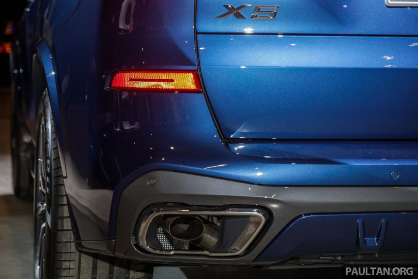 G05 BMW X5 previewed in Malaysia: xDrive40i M Sport CBU coming in August, priced at RM640,000 estimated Image #965760