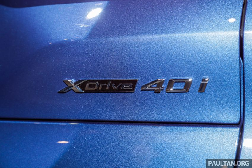 G05 BMW X5 previewed in Malaysia: xDrive40i M Sport CBU coming in August, priced at RM640,000 estimated Image #965799