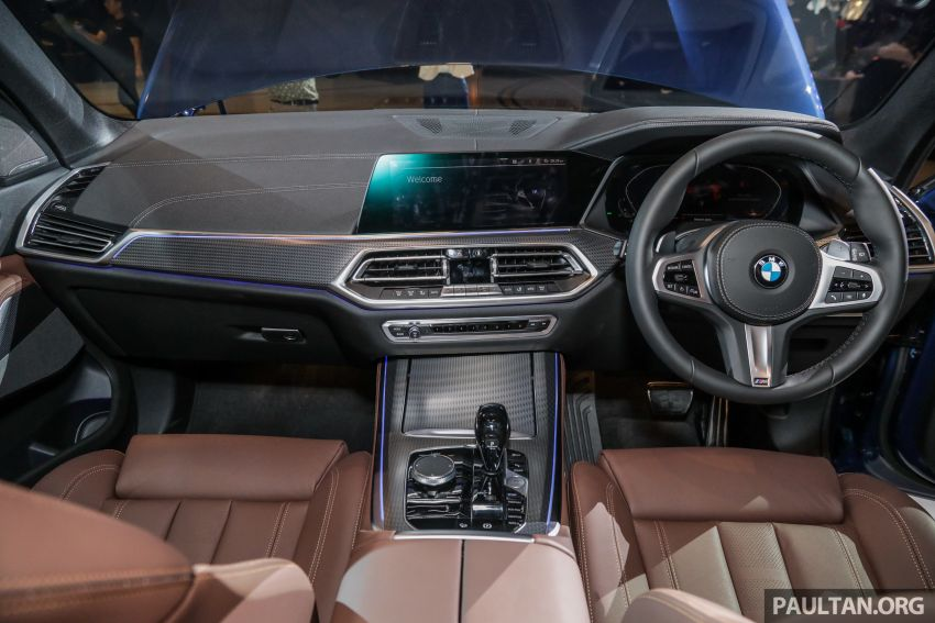 G05 BMW X5 previewed in Malaysia: xDrive40i M Sport CBU coming in August, priced at RM640,000 estimated Image #965843