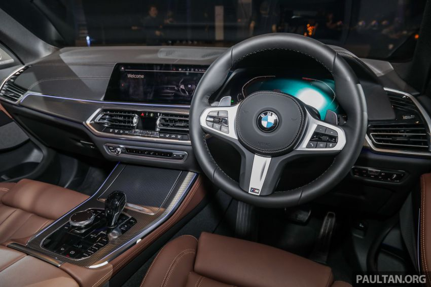 G05 BMW X5 previewed in Malaysia: xDrive40i M Sport CBU coming in August, priced at RM640,000 estimated Image #965865
