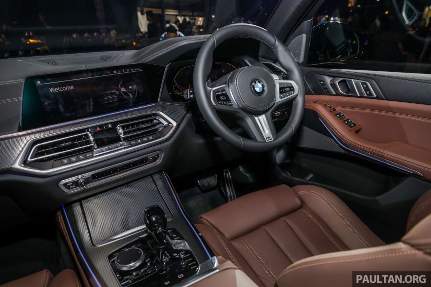 G05 BMW X5 previewed in Malaysia: xDrive40i M Sport CBU coming in August, priced at RM640,000 estimated Image #965866