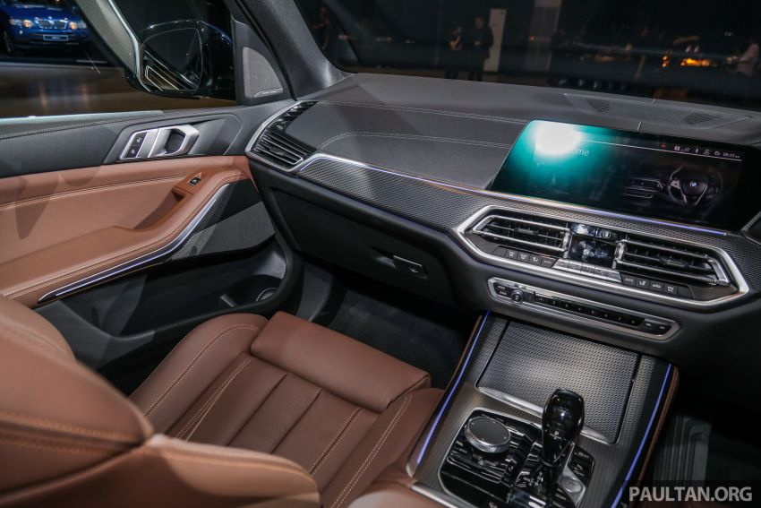 G05 BMW X5 previewed in Malaysia: xDrive40i M Sport CBU coming in August, priced at RM640,000 estimated Image #965867