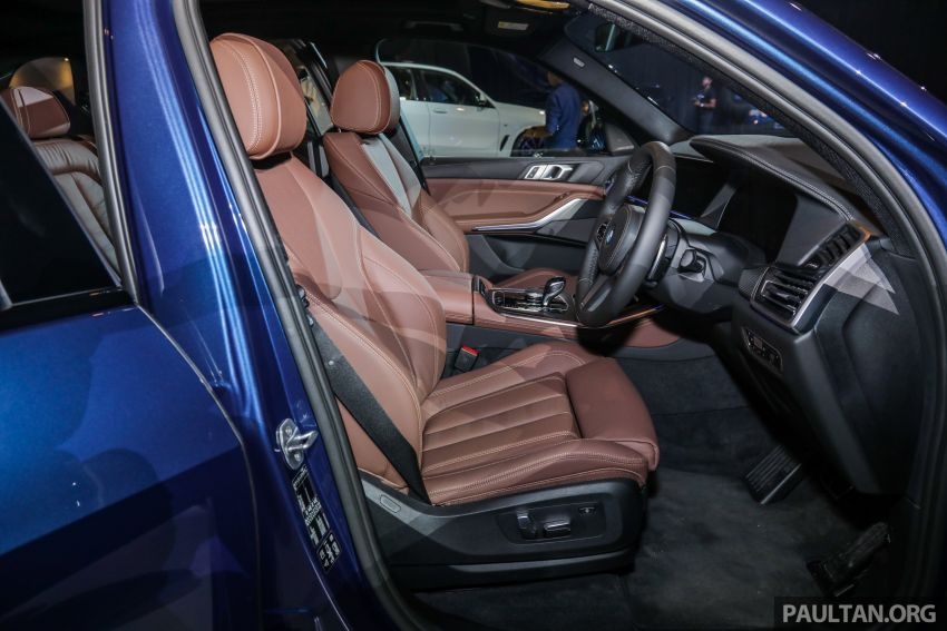 G05 BMW X5 previewed in Malaysia: xDrive40i M Sport CBU coming in August, priced at RM640,000 estimated Image #965869