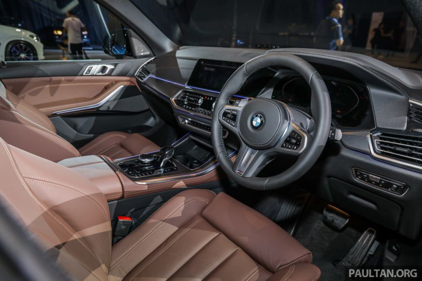 G05 BMW X5 previewed in Malaysia: xDrive40i M Sport CBU coming in August, priced at RM640,000 estimated Image #965845