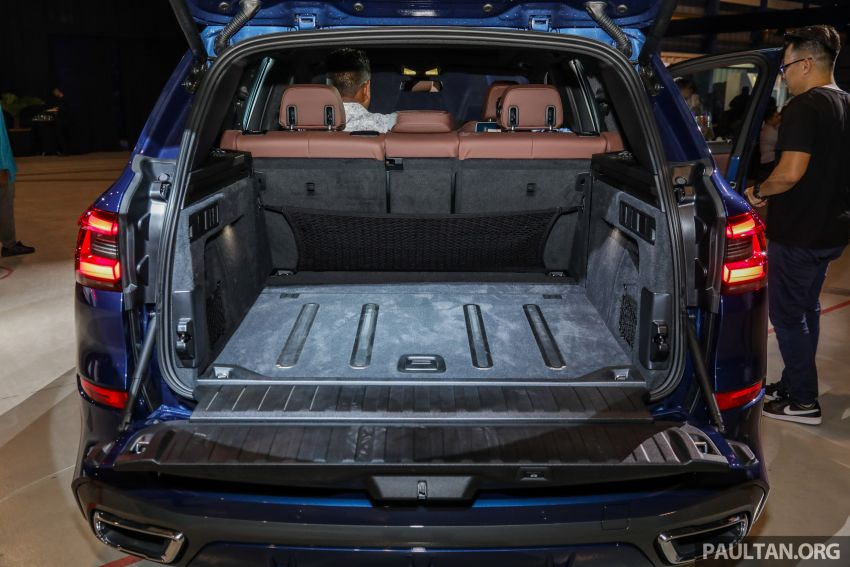 G05 BMW X5 previewed in Malaysia: xDrive40i M Sport CBU coming in August, priced at RM640,000 estimated Image #965895