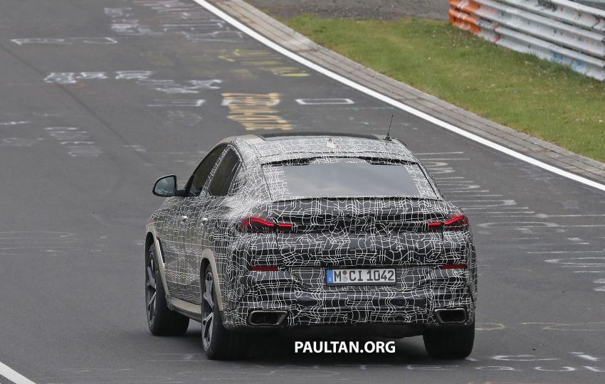 SPYSHOTS: G06 BMW X6 seen – interior gets revealed Image #957357