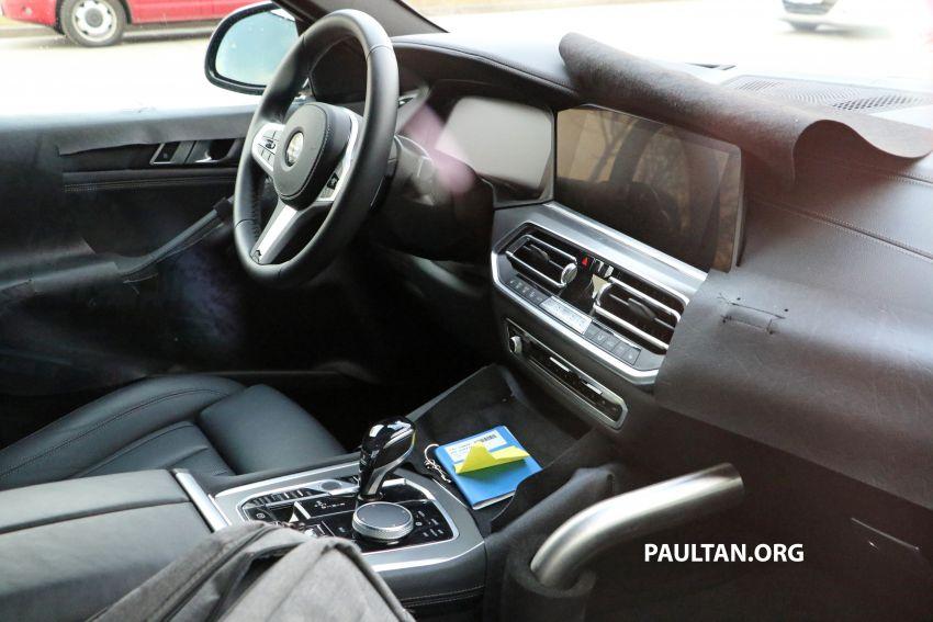 SPYSHOTS: G06 BMW X6 seen – interior gets revealed Image #957358