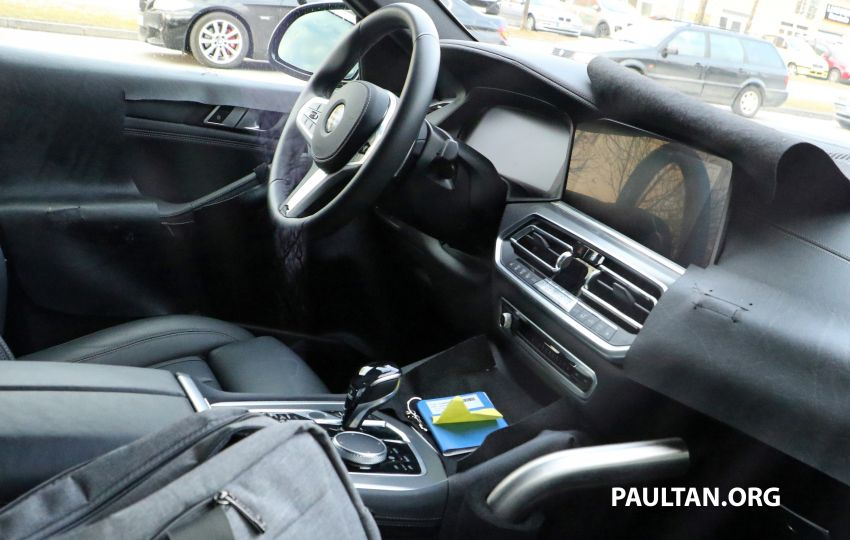 SPYSHOTS: G06 BMW X6 seen – interior gets revealed Image #957359