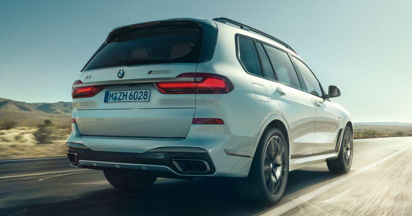 2020 BMW X5, X7 M50i debuts – N63 4.4L V8, 523 hp! Image #962048