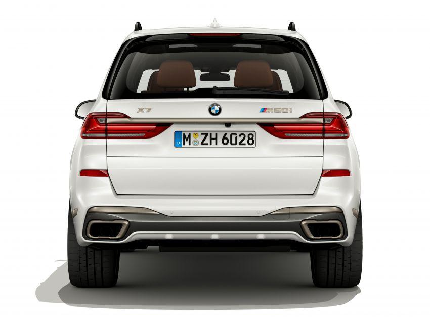 2020 BMW X5, X7 M50i debuts – N63 4.4L V8, 523 hp! Image #962049