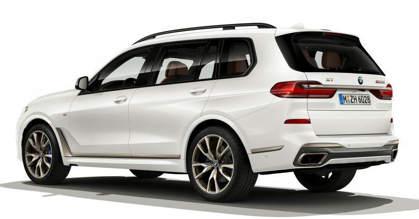 2020 BMW X5, X7 M50i debuts – N63 4.4L V8, 523 hp! Image #962050