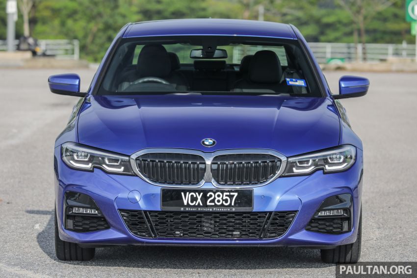 FIRST DRIVE: 2019 G20 BMW 330i M Sport – RM329k Image #961801