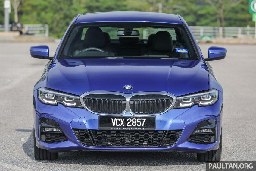 FIRST DRIVE: 2019 G20 BMW 330i M Sport – RM329k Image #961801