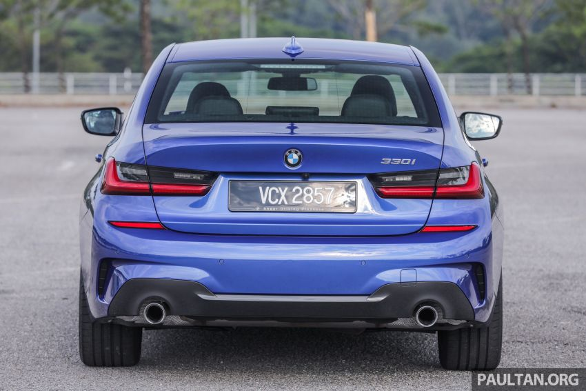 FIRST DRIVE: 2019 G20 BMW 330i M Sport – RM329k Image #961803
