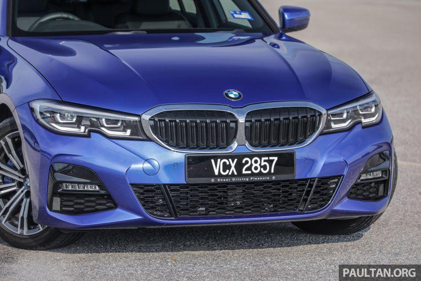 FIRST DRIVE: 2019 G20 BMW 330i M Sport – RM329k Image #961805