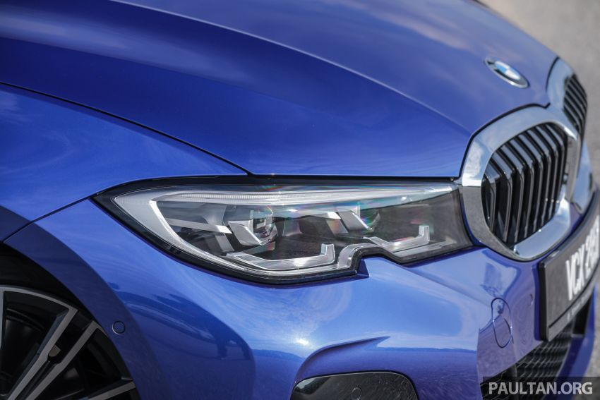 FIRST DRIVE: 2019 G20 BMW 330i M Sport – RM329k Image #961807