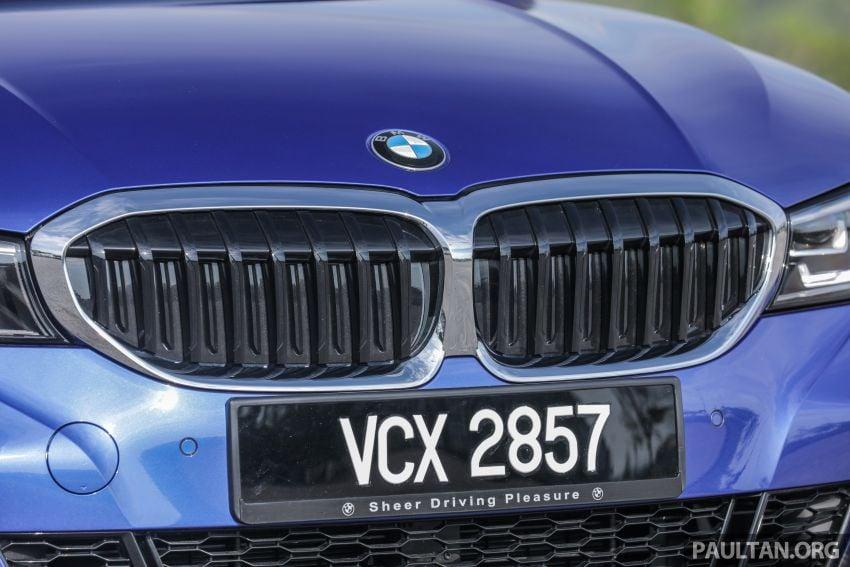 FIRST DRIVE: 2019 G20 BMW 330i M Sport – RM329k Image #961809