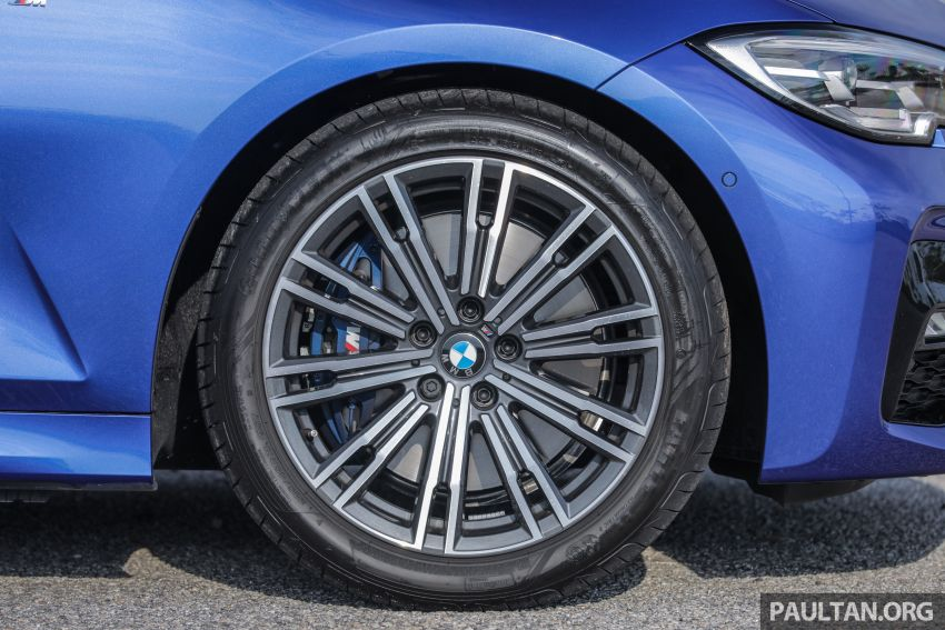 FIRST DRIVE: 2019 G20 BMW 330i M Sport – RM329k Image #961811