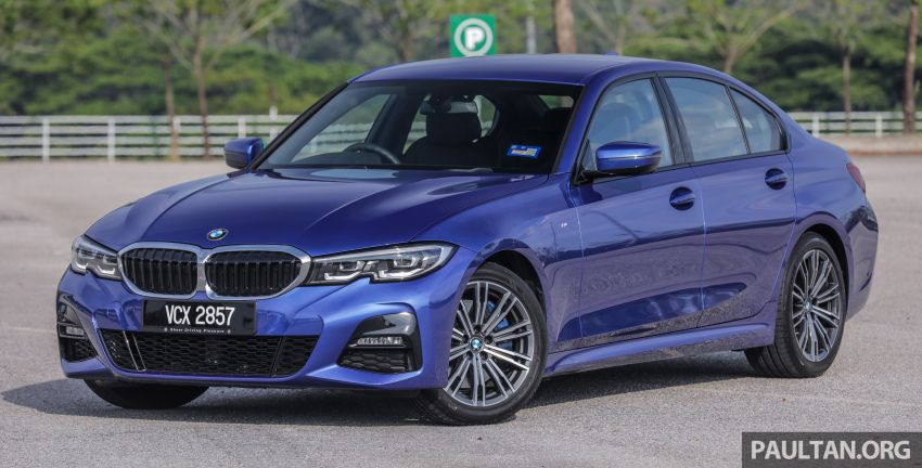 FIRST DRIVE: 2019 G20 BMW 330i M Sport – RM329k Image #961793