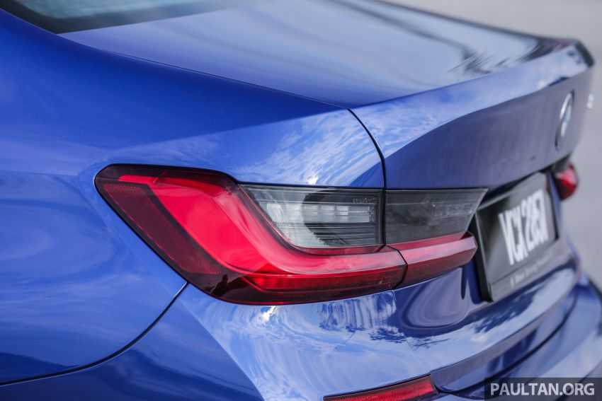 FIRST DRIVE: 2019 G20 BMW 330i M Sport – RM329k Image #961820