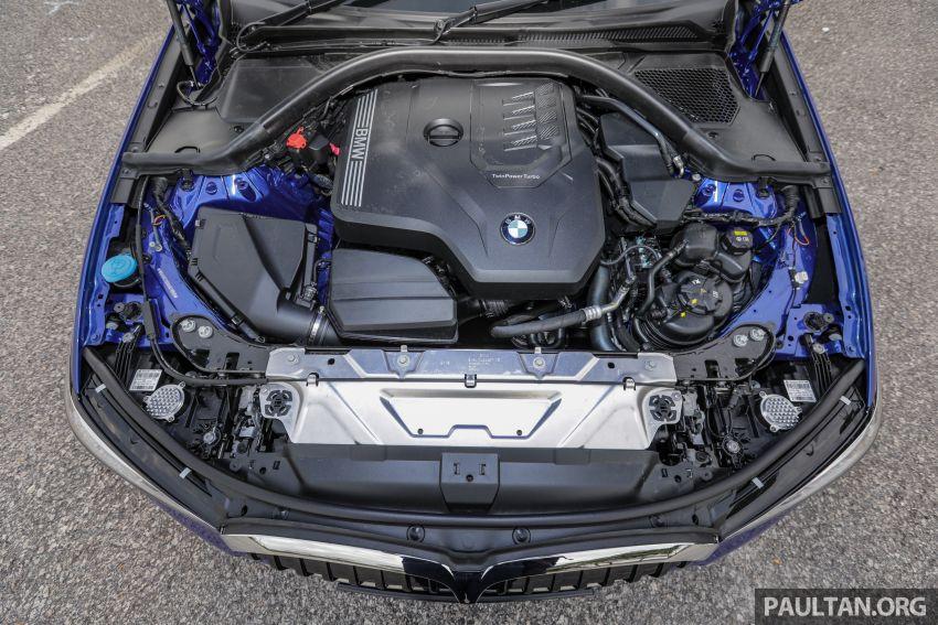 FIRST DRIVE: 2019 G20 BMW 330i M Sport – RM329k Image #961826
