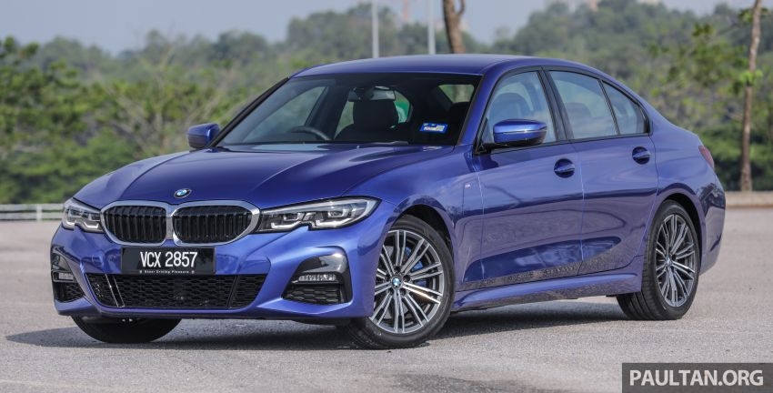 FIRST DRIVE: 2019 G20 BMW 330i M Sport – RM329k Image #961794