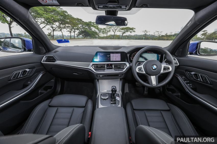 FIRST DRIVE: 2019 G20 BMW 330i M Sport – RM329k Image #961828