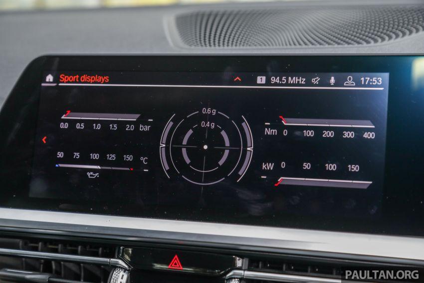 FIRST DRIVE: 2019 G20 BMW 330i M Sport – RM329k Image #961853