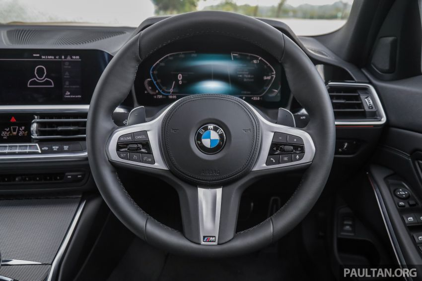 FIRST DRIVE: 2019 G20 BMW 330i M Sport – RM329k Image #961830