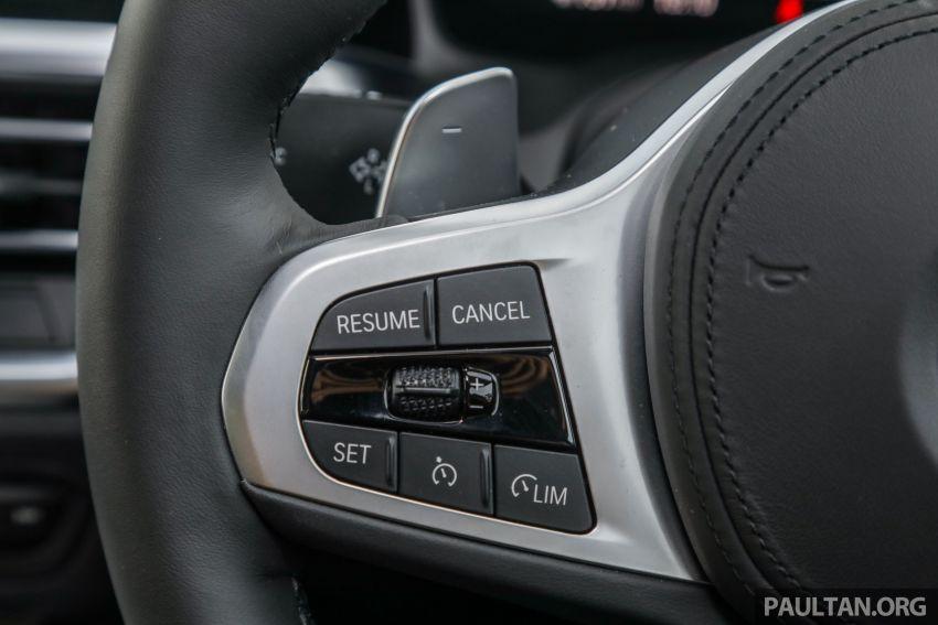 FIRST DRIVE: 2019 G20 BMW 330i M Sport – RM329k Image #961831