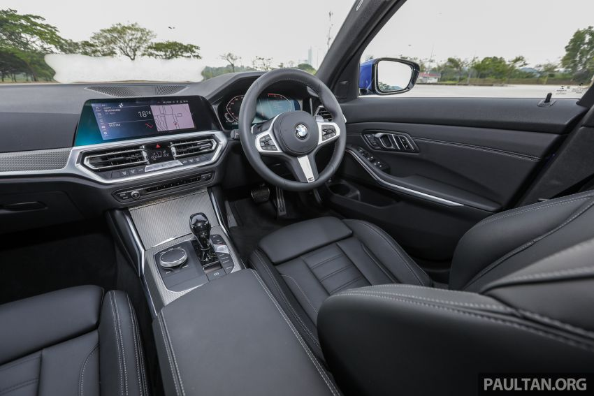 FIRST DRIVE: 2019 G20 BMW 330i M Sport – RM329k Image #961882