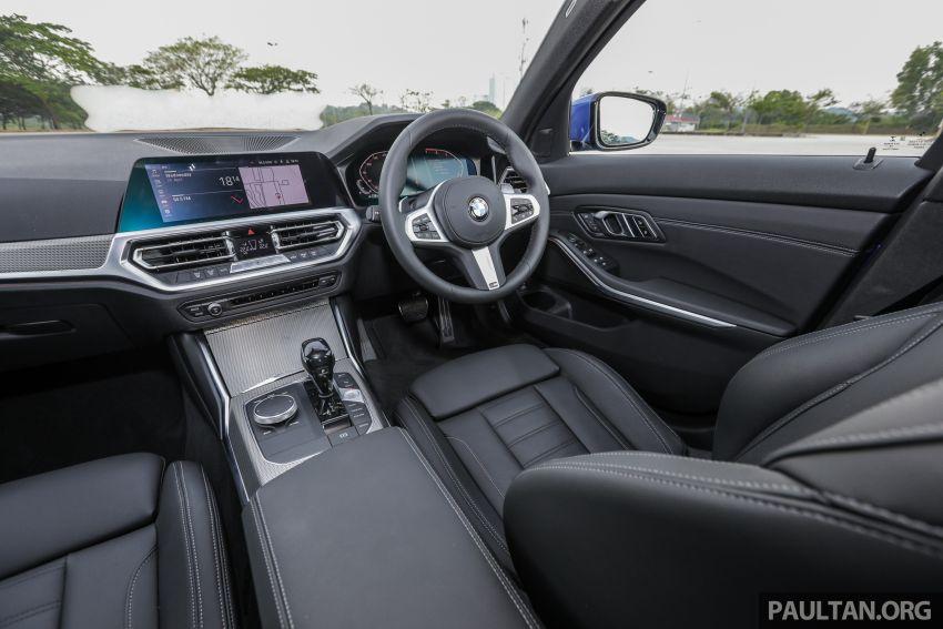 FIRST DRIVE: 2019 G20 BMW 330i M Sport – RM329k Image #961882