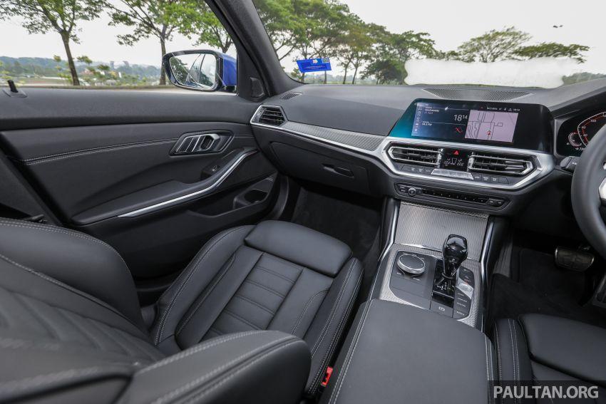 FIRST DRIVE: 2019 G20 BMW 330i M Sport – RM329k Image #961883