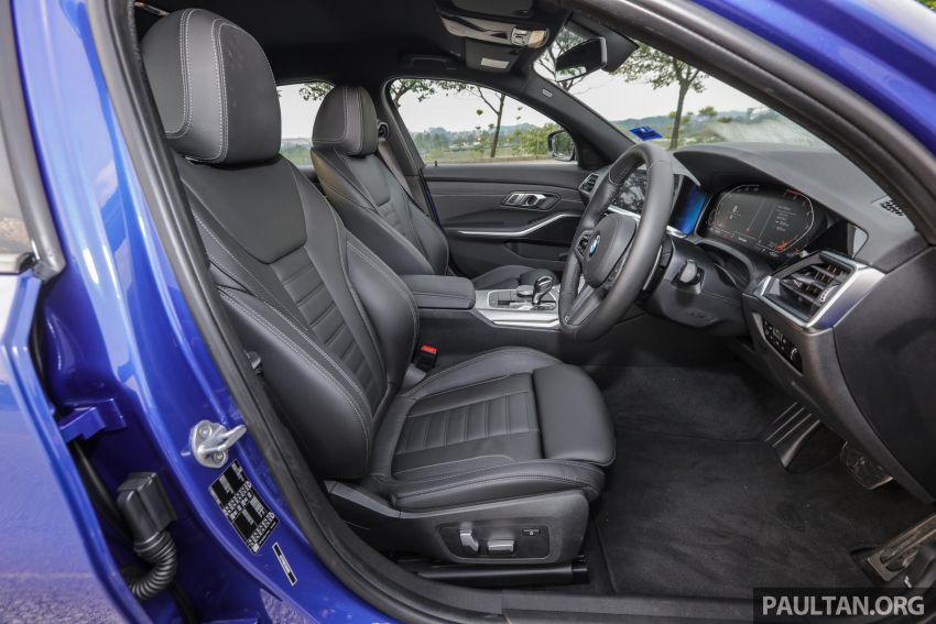 FIRST DRIVE: 2019 G20 BMW 330i M Sport – RM329k Image #961884