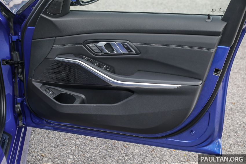 FIRST DRIVE: 2019 G20 BMW 330i M Sport – RM329k Image #961890