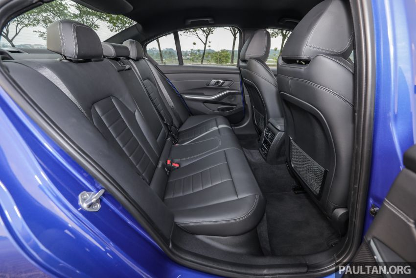 FIRST DRIVE: 2019 G20 BMW 330i M Sport – RM329k Image #961892