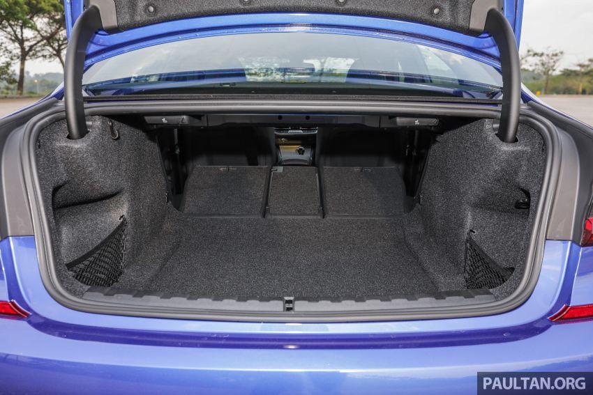 FIRST DRIVE: 2019 G20 BMW 330i M Sport – RM329k Image #961900