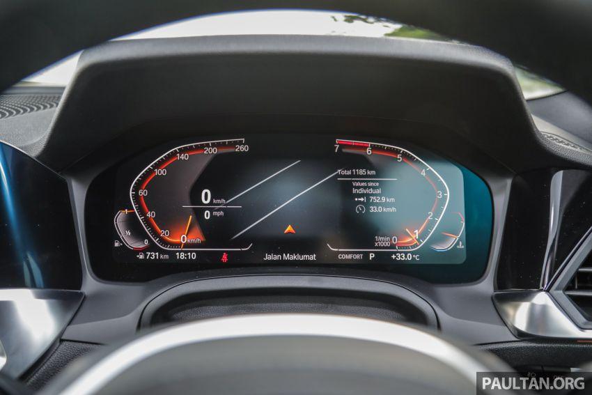FIRST DRIVE: 2019 G20 BMW 330i M Sport – RM329k Image #961835