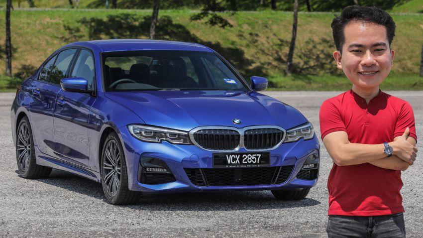 FIRST DRIVE: 2019 G20 BMW 330i M Sport – RM329k Image #961761
