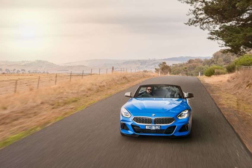 MEGA GALLERY: G29 BMW Z4 roadster in Australia Image #961959