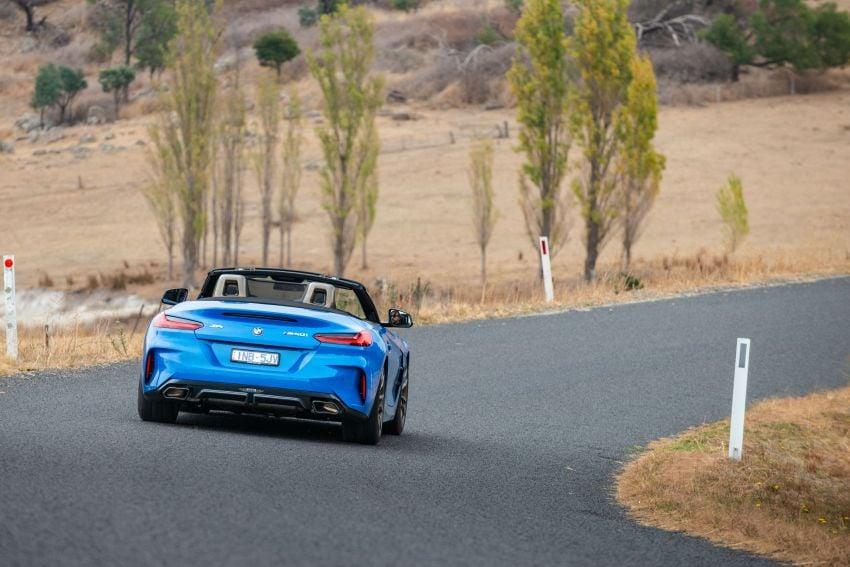 MEGA GALLERY: G29 BMW Z4 roadster in Australia Image #962233