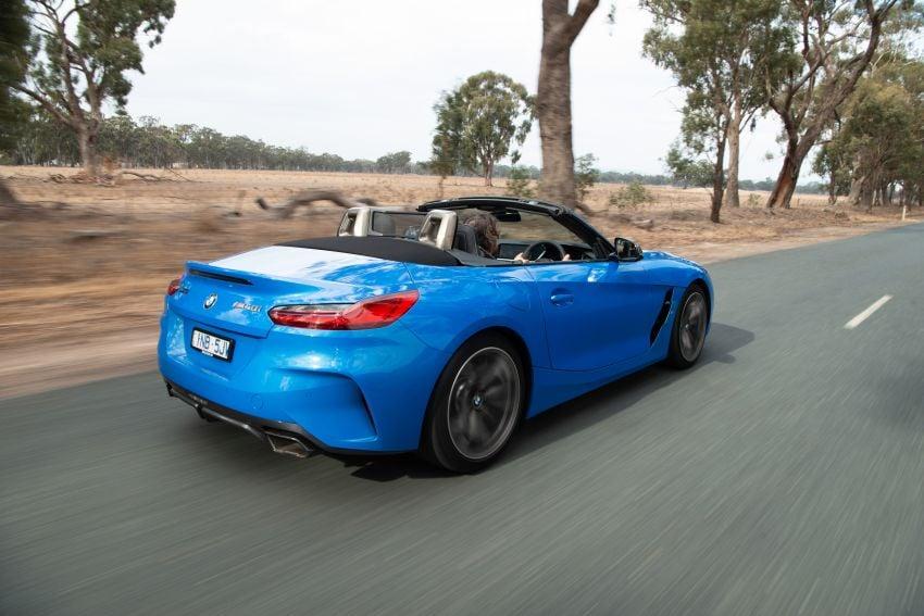 MEGA GALLERY: G29 BMW Z4 roadster in Australia Image #962236