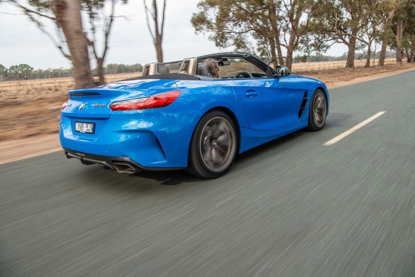 MEGA GALLERY: G29 BMW Z4 roadster in Australia Image #962237