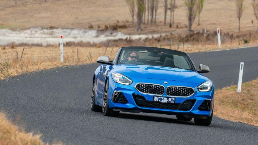 MEGA GALLERY: G29 BMW Z4 roadster in Australia Image #961960